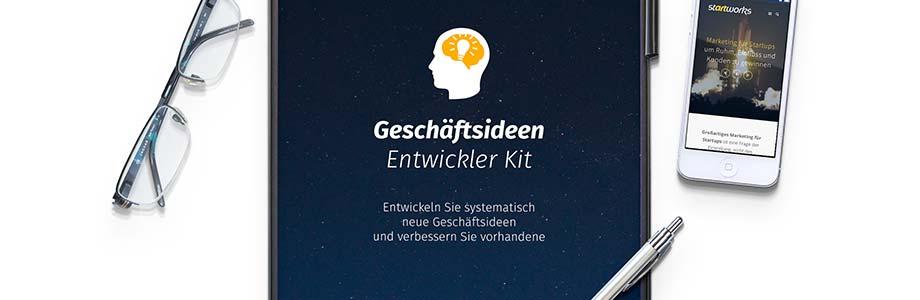 Das Entwickler Kit für einfach großartige Geschäftsideen