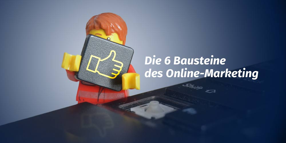 Bausteine einer Online-Marketing-Strategie