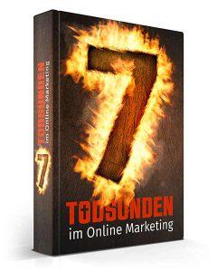 Gratis-Report 7 Todsünden im Online-Marketing – jetzt downloaden