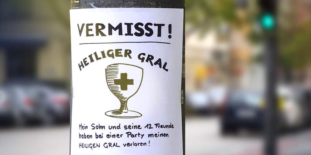 Online-Marketing-Maerchen: Gibt es den heiligen Gral?