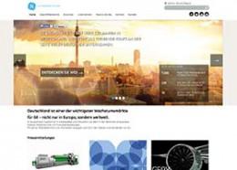 Website von General Electrics