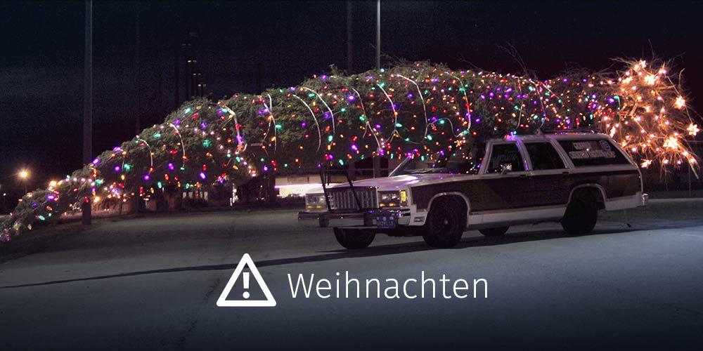 Gedanken zu Weihnachten – Vorsicht!