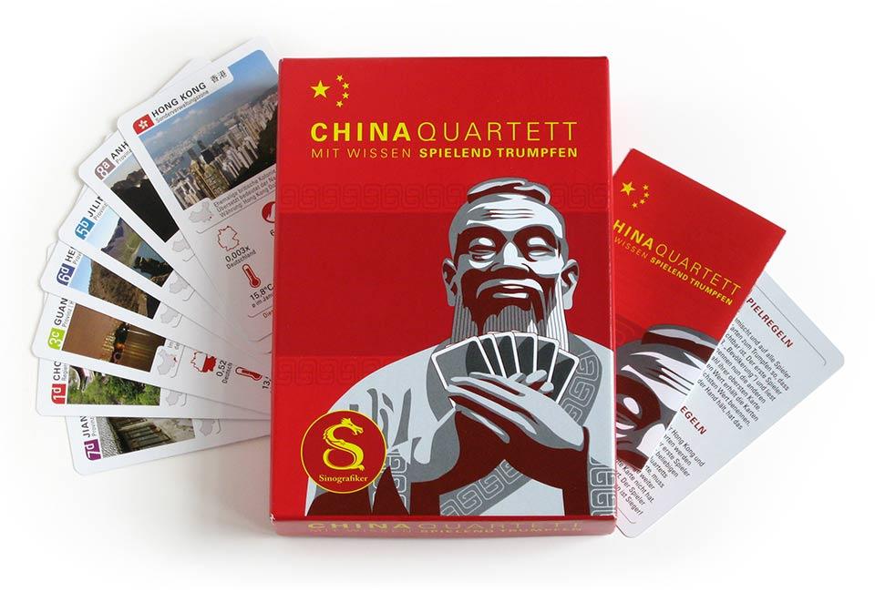 Scheitern –Beispiel China-Quartett: Perfekt gestaltet, schlecht vermarktet
