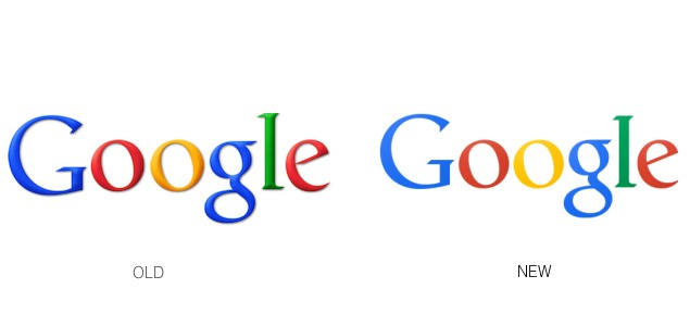 Markenentwicklung des Google-Logos