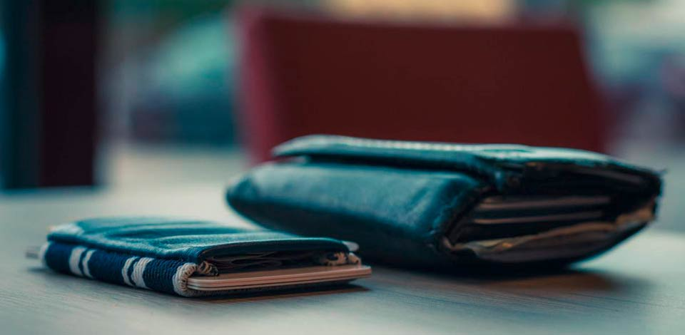 Geschäftsidee testen: Was erwarten die Kunden von einem kompakten Geldbeutel [(c) by Space Wallet]