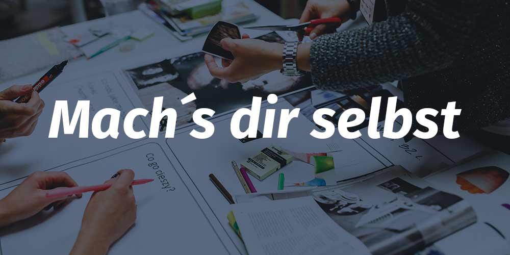 Machs dir selbst: Marketing-Ideen für 0 Euro