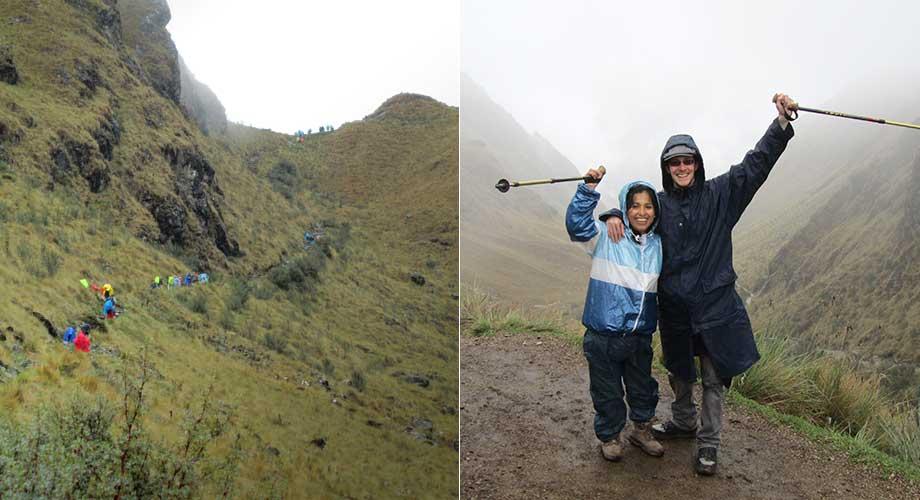 Inka-Trail: Die letzten 10 % sind die härtesten