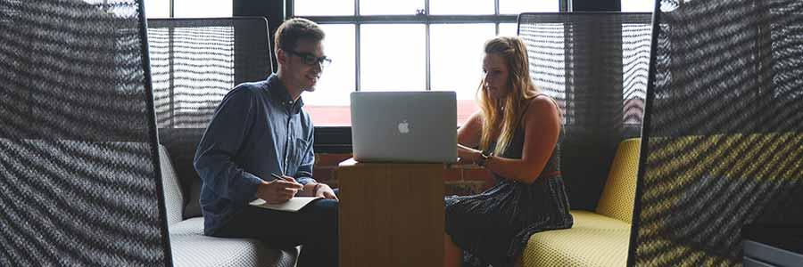 Geschäftsidee testen – rede darüber!