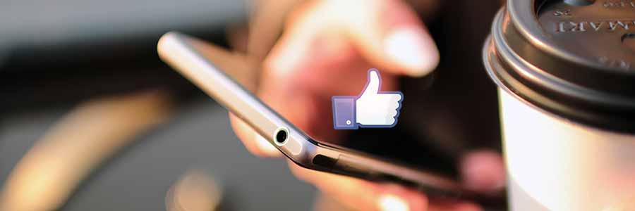 Geschäftsidee testen durch Facebook
