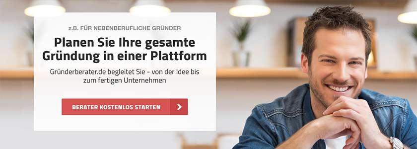 Kostenloser Gründerberater online