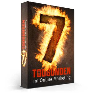 Gratis-Report 7 Todsünden im Online-Marketing – jetzt downloaden