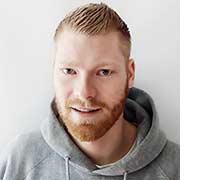 Portrait Max Oedinger von homepage-baukasten.de