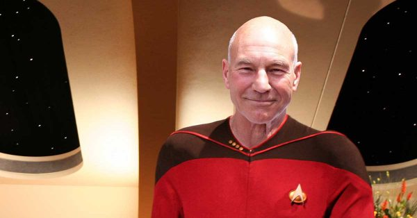 Optimismus-Champion Jean Luc Picard