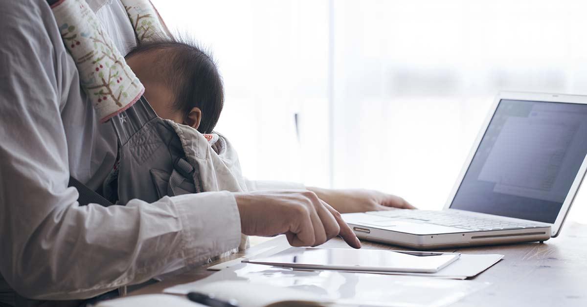 Elternzeit als Selbständiger? 5 Tipps für mehr Produktivität in kürzerer Zeit