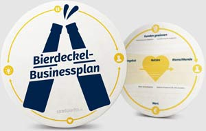 Bierdeckel Businessplan jetzt downloaden