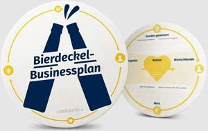 Bierdeckel Businessplan jetzt downloaden