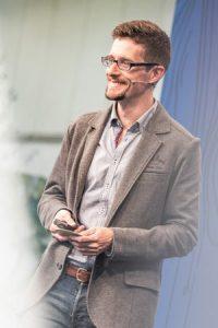 CEBIT Vortrag 2018, Matthias Barth