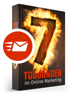 E-Book: Die 7 Todsünden im Online Marketing