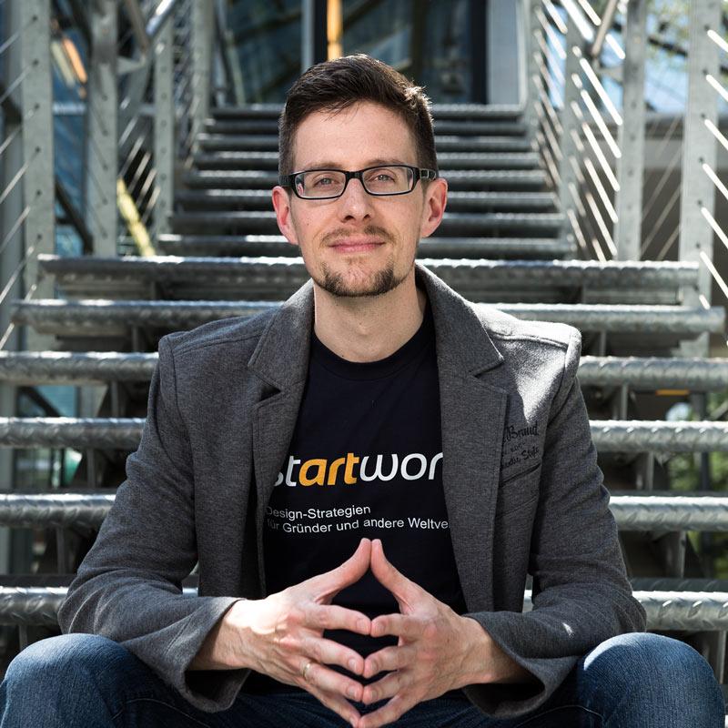 Portrait Matthias Barth, Markenentwickler und Designer