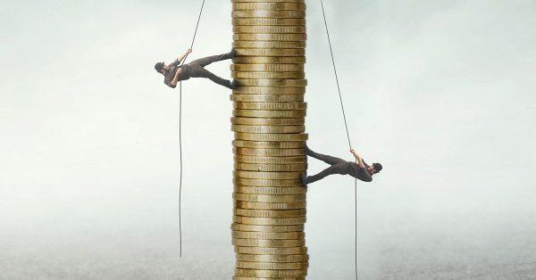Einkommensunterschiede zwischen Marken