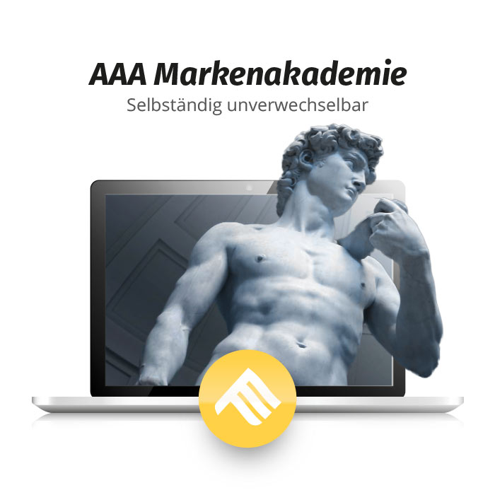 Markenakademie: Der Premium Online Kurs für Markenentwirklung