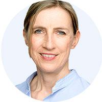 Portrait Janine Bosshardt, Marketing auf Zeit