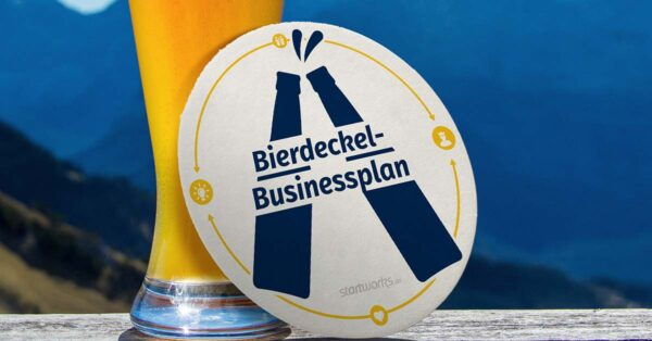 Bierdeckel Businessplan 2021