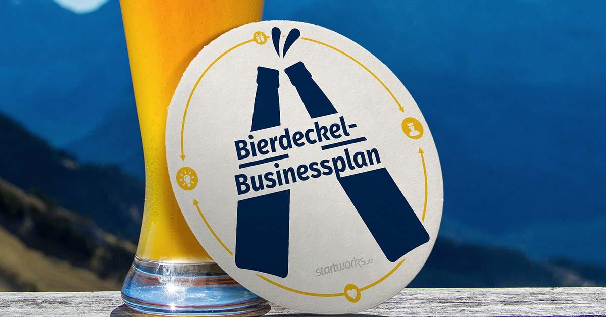 Bierdeckel Businessplan 2021