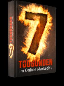 7 Todsünden im Online Marketing Report